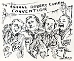 Robert Cohen Convention